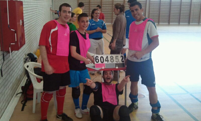 Club B105 Kinball en Madrid