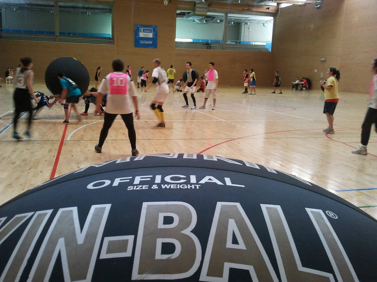 I Torneo Popular de KinBall de Madrid